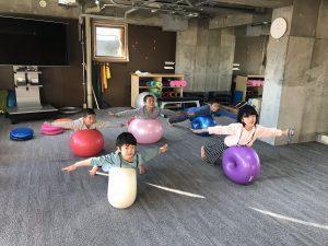 成長期の子供達へのアプローチ